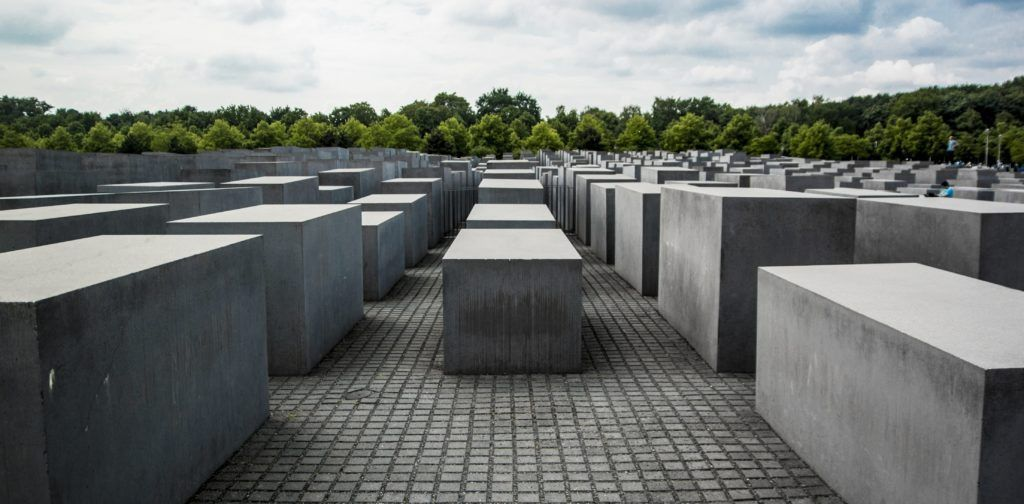 holocaust memorial - what to do in 3 days in Berlin