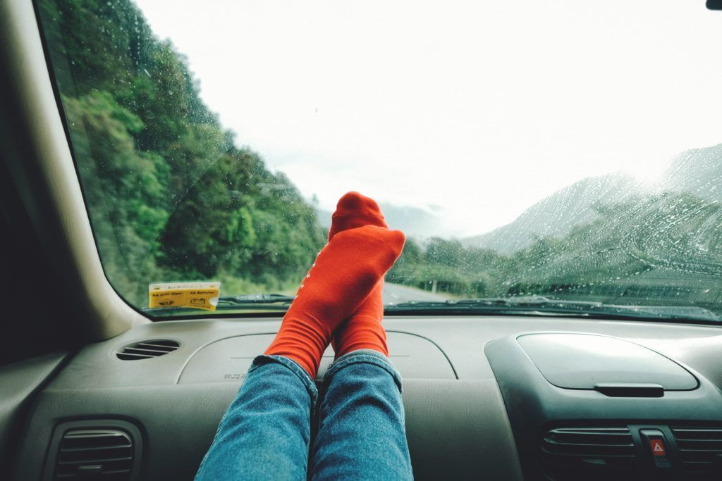 Road trip- valentines day ideas