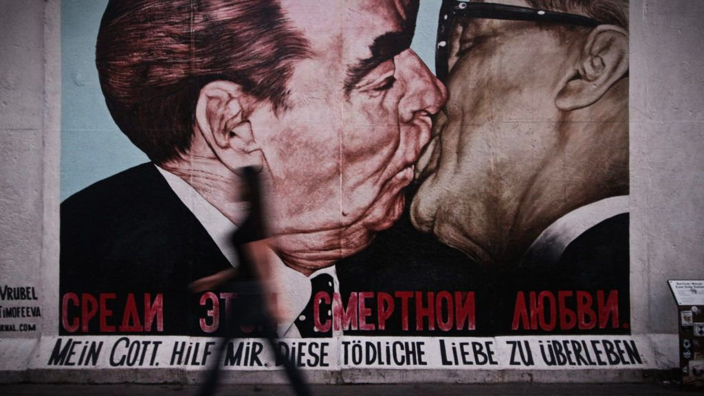 east side gallery - what to do in 3 days in Berlin